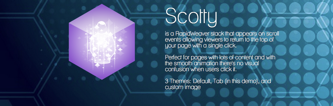 Scotty RapidWeaver Stack by1LD