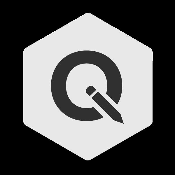 Quick Editor Admin Icon