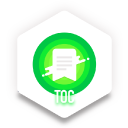 Table of Contents Icon