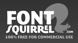 Font Squirrel - Commercial Free Fonts