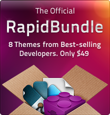 RealMac's RapidBundle Theme Deal