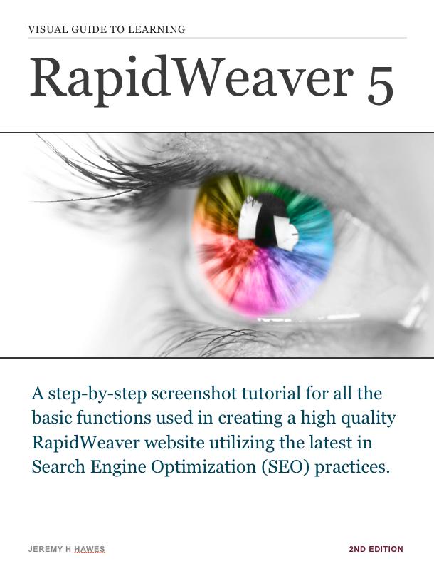 RapidWeaver Manual