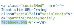 social media snippet