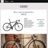 Odin RapidWeaver Theme