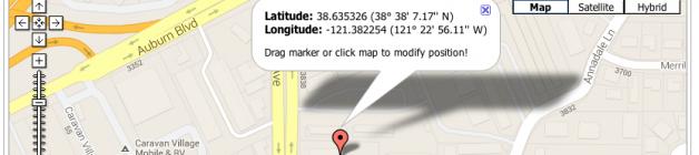 Office Geo Location
