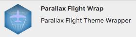 Parallax Flight wrap