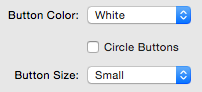 Pin It Button Options