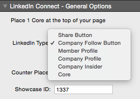 Company Follow Button