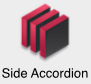 Side Accordion Container