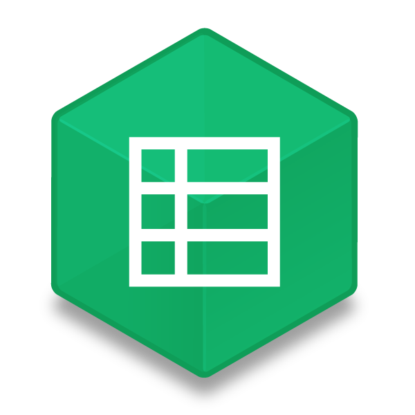 Live Data Google Spreadsheet Stack