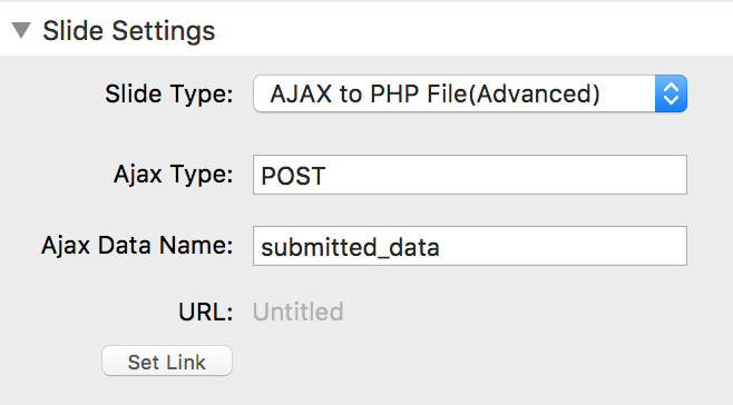 ajax to php
