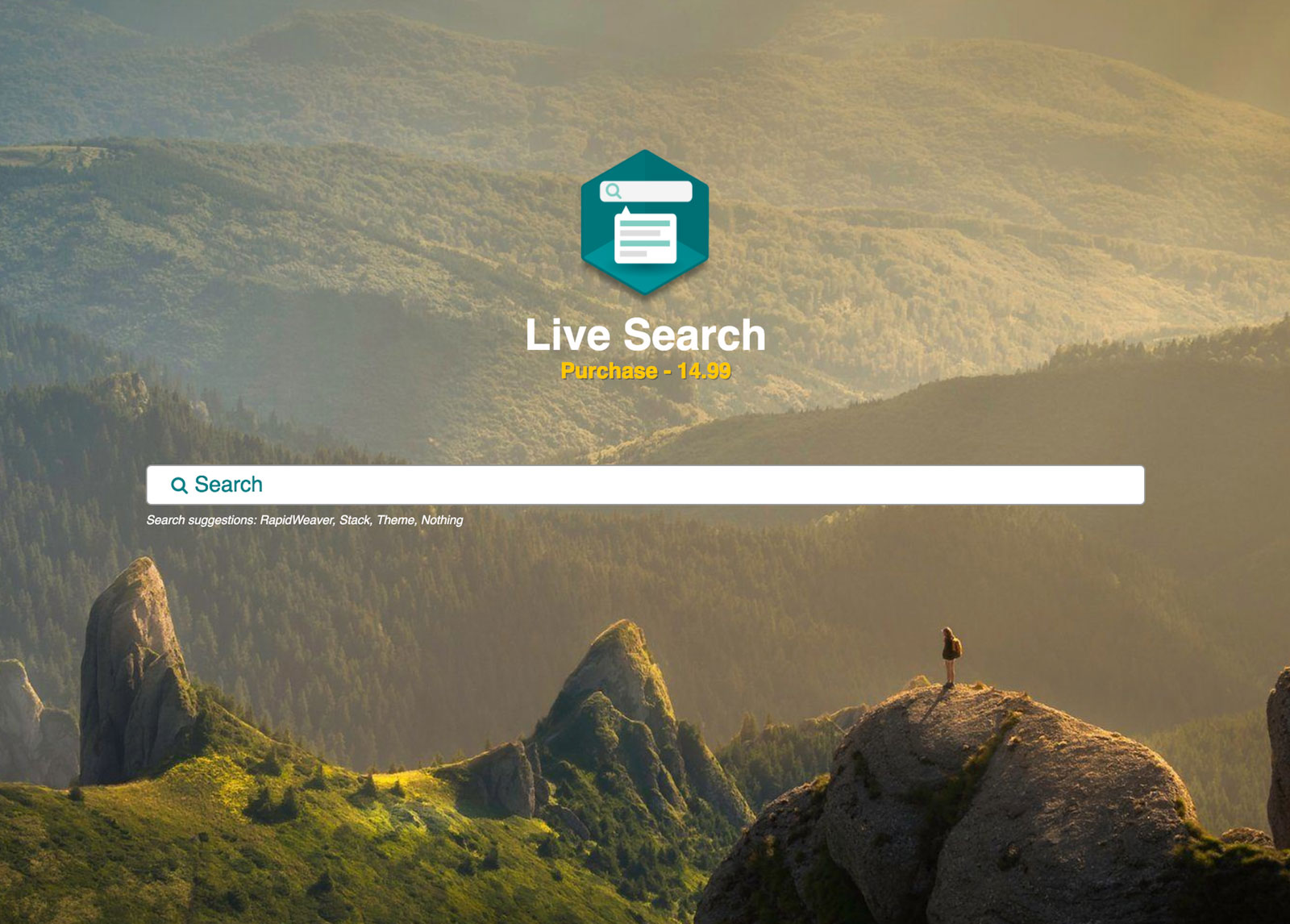 Live Search 1.5 Update
