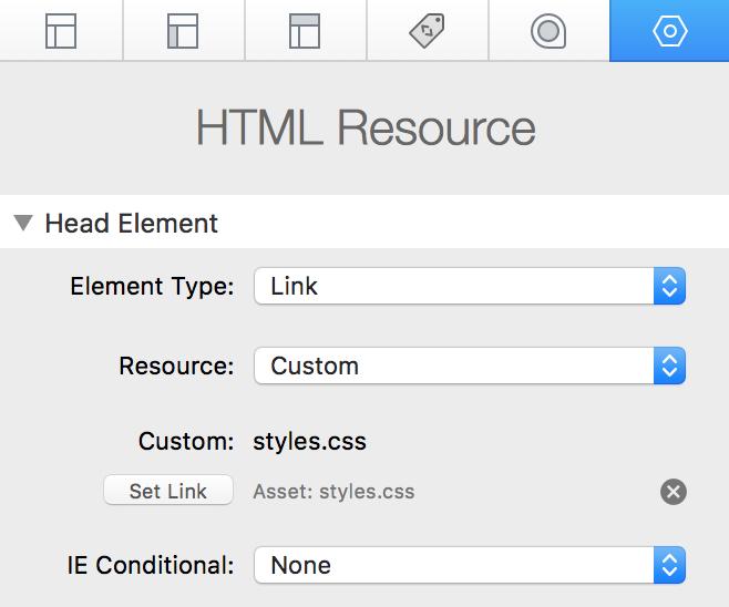 HTML Body -