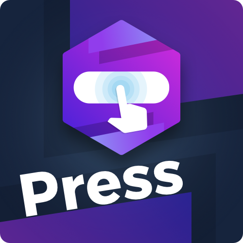 Press RapidWeaver Stack