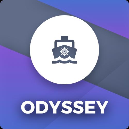 Odyssey RapidWeaver Theme